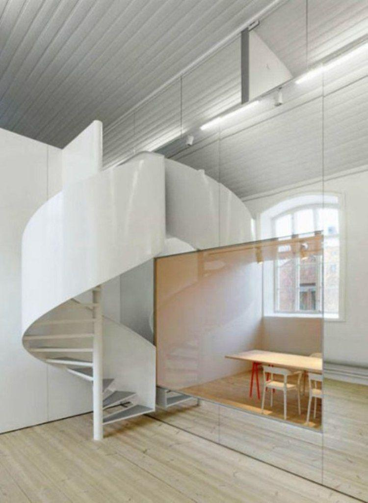 Minimalist Office Interior Design By Elding A604Oscarson