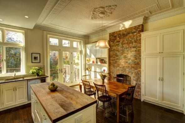 Country Kitchen Ideas Mixing Of Modern And Traditional Style Architecture Decorating Ideas
