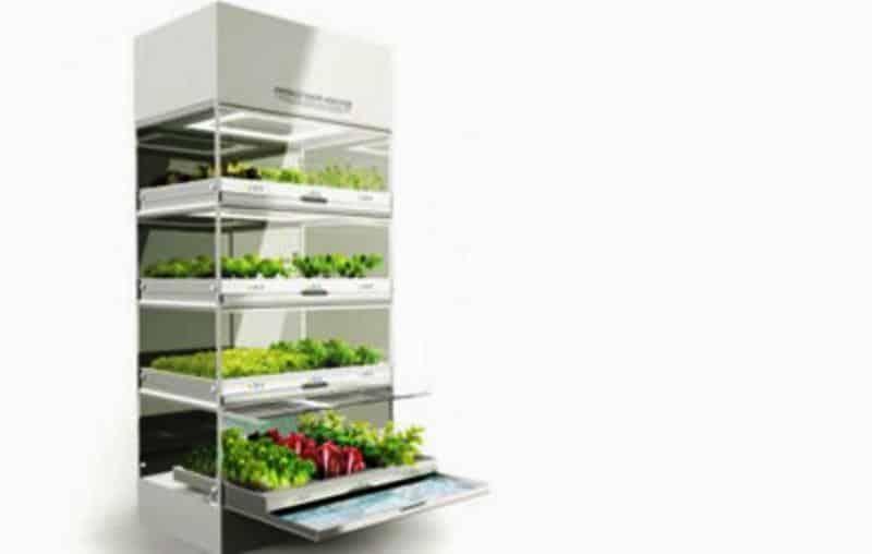 Kitchen Nano Garden B572ll Design Architecture