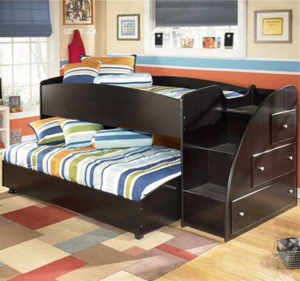 unique space saving kid s bunk beds ideas architecture