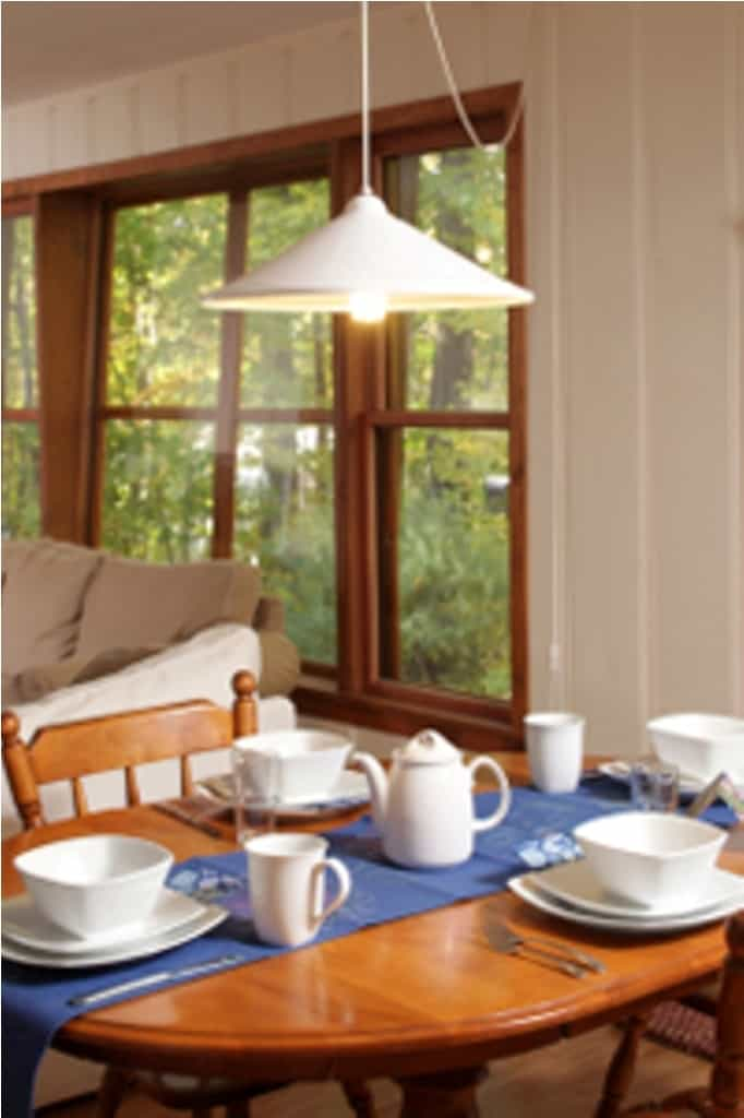 Cottage dining room set