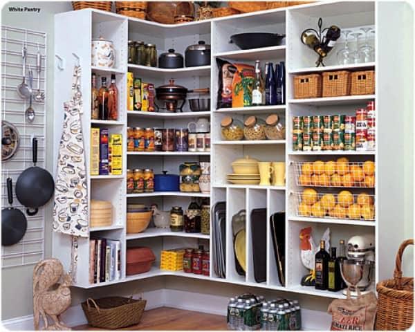 Организация на кухне своими руками
