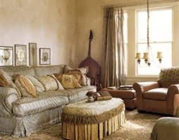 Vintage style in your room architecture decorating ideas for Living room ideas vintage