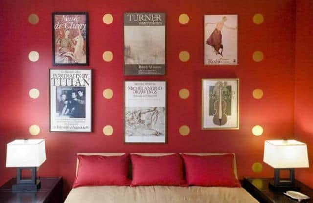 Music themes of bedroom wall art architecture decorating ideas - Cheap wall decoration ideas ...