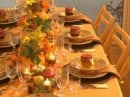 Thanksgiving Table Settings