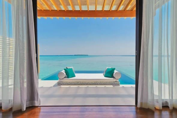 Teracce Niyama Hotel in the Maldives