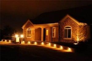 Lovely Looking Landscape Lighting