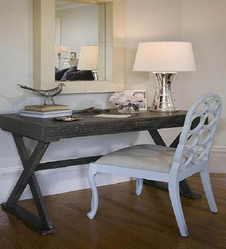 Console Table with Low Chairs