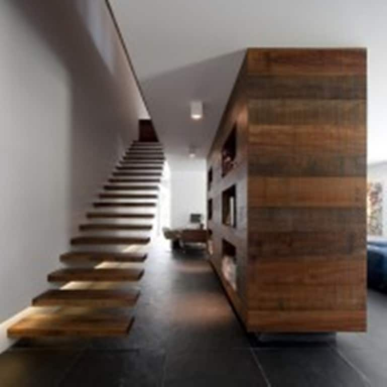 Indistinct Stairs by Frederico Architects