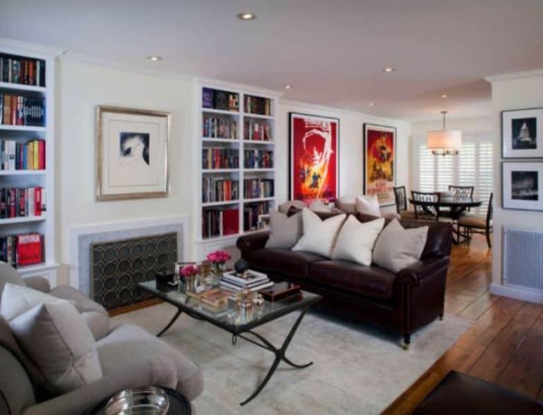 Livingroom Posters Architecture Decorating Ideas