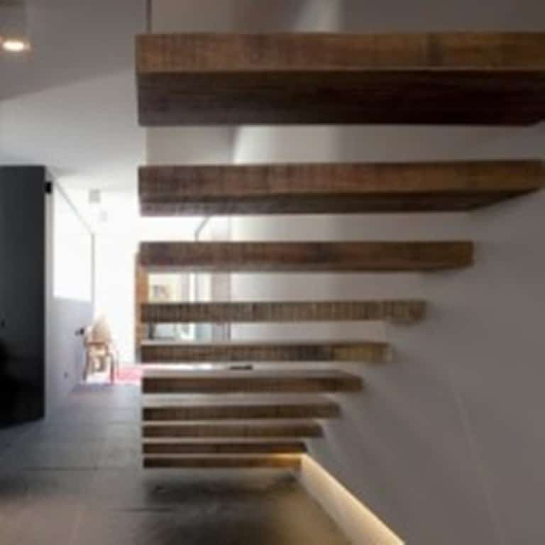 Unique Stairs by Frederico Architects
