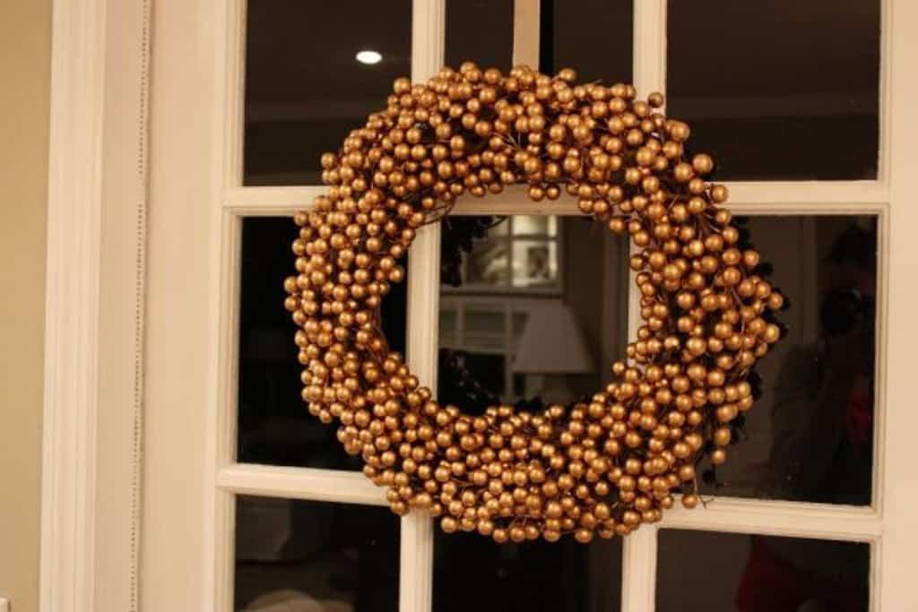 ChristmasDoor Decoration - Front Door Area