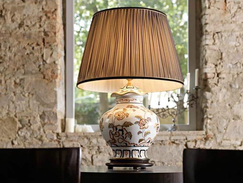 Smart Ceramic Lamps