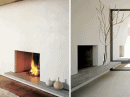 ArchitectureDecor - Unique Fireplace - Simple Concept of Fireplace